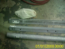 LOT ROHN 25 BDS TOWER SUPPORT ANGLE 105212 105233 2 PIPE  3 FROT LONG HARDWARE