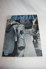 PLATEIA 1955 - MARINA VLADY cover - RARE - MAGAZINE CINEMA COLECTION
