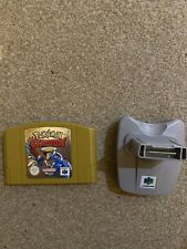 pokemon stadium 2 n64 + transfer pack