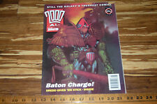 JAN 30 1993 - 2000 AD - Vintage Comic - Old Magazine - JUDGE DREDD #820