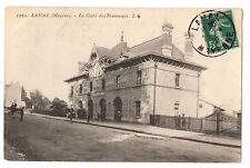CPA 53 - LAVAL (Mayenne) - 1260. La Gare des Tramways
