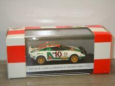 Lancia Stratos Rallye Monte Carlo - Starter 1:43 in Box *40724