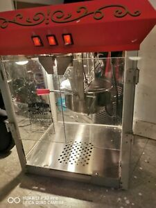 Great Northern Popcorn Machine/ Commercial grade 8Oz cooker