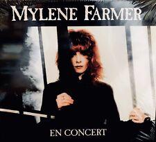 24h: Special COMBO MYLENE FARMER Rare DIGIPAK Blu-ray + 2 CD Cartonné EN CONCERT