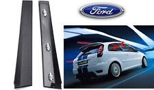 FORD FIESTA ST TRIM MOULDING B PILLAR MK6 3 DOOR CAR 2002/2008 SET OF 2 O/S N/S