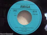 """7"""" - Amiga 456 520 - KAREL GOTT - Vera - Du bist da für mich"""