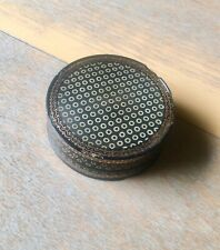 tabatière fin 18ème / antique 18th century snuffbox