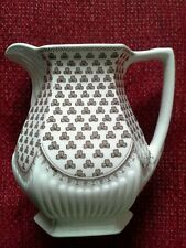 Vintage Adams Ironstone Real English Pottery, retro milk, cream, soup Jug