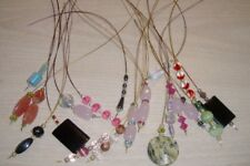 Set of 2 Handmade Beaded Punch Needle Threaders-One of a kind-Randomly Chosen