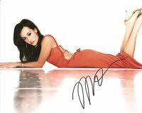 Maggie Q Live Free or Die Hard Nikita Signed Auto 8x10 PHOTO W/COA
