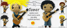Kamibashi Tuner Guitar Player Girl The Original String Doll Gang Keychain Clip