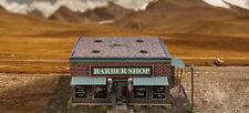 1/64 Slot Car HO Barber Shop  Photo Real Kit Track Layout Accessories Model Sets