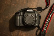 Canon EOS 5D Mark III 22.3MP Digital SLR Camera - Black (Body Only) With EXTRAS