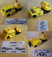 Oscar The Track Cleaner Slot Car Repro Stickers! Yard Cat, Dog, Goat & Horse!