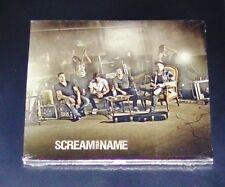 SCREAM YOUR NAME (NOM) CD EXPÉDITION RAPIDE NEUF ET DANS L'EMBALLAGE D'ORIGINE