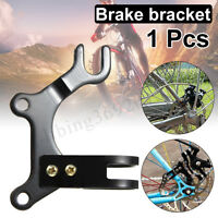 MTB Bicycle Disc Brake Converter Bracket Frame Adapter Cycling Mounting Holder
