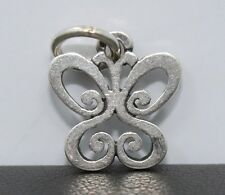 Spring Butterfly Charm, Small by James Avery - .925 Sterling Silver