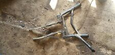 2003 TRIUMPH TROPHY 1200 CENTRE STAND, BRACKETS + SPRINGS #M13