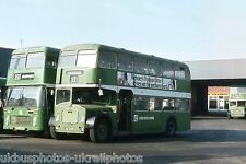 Lincolnshire Roadcar 2715, 2709 & 1956 Feb 1982 Bus Photo