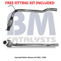 Fit with VW CARAVELLE Catalytic Converter Exhaust 80025H 1.9 (Fitting Kit Includ