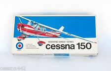 "CESSNA Entex Model 150 Vintage 1/48 Scale 8 1/2"" Wingspan Stand Collectable Gift"