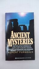 1977 Ballantine Books Ancient Mysteries Rupert Furneaux Camelot to Stonehenge
