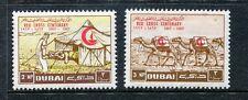 Dubai  MNH Red Cross centenary  1963. x18398