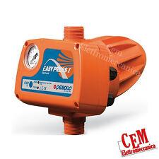 Presscontrol EASY PRESS II Pedrollo Regolatore pressione elettronico 2hp bar 2,2