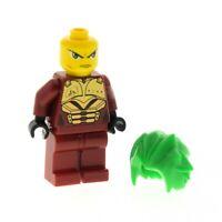1x Lego Figur Exo-Force Takeshi dunkel rot gold 8102 3870 973pb0158c01 exf017