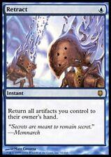 MTG 4x RETRACT - Darksteel *Rare Bounce Artifacts*