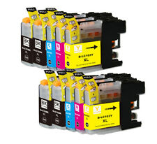 Ink Tank Set (BKCMY) use for Brother LC103XL101 MFC-J285DW MFC-J450DW MFC-J470DW