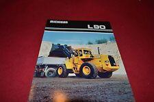 Michigan L90 Wheel Loader Dealer's Brochure DCPA4