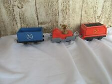Lot of Thomas the Train cars Fire extinguisher coal car