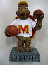 MARYLAND University Terrapins Ceramic Mascot Figurine by Talegaters