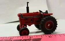1/64 ERTL custom international open station 1066 black stripe tractor farm toy