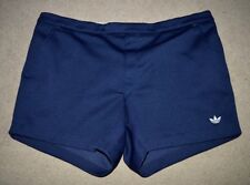 ADIDAS RETRO TENNIS SHORTS OLDSCHOOL VINTAGE THE BUSINESS CASUAL 70s 80s 38""