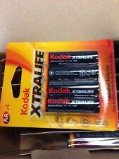 104x Kodak Batteries 52XAA 1.5V +52 AAA Xtralife Alkaline Batteries 26x4