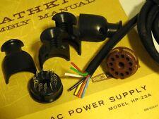 Nuevo 11 Cable Pin para Heathkit Hw Radios Para Hp Fuente De Alimentación De Entrega Gratis