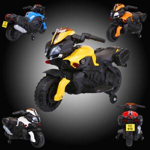 KIDS NEW 6V BATTREY ELECTRIC TRICYCLE MOTORCYCLE MOTORBIKE RIDE ON CAR BIKE