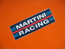 MARTINI RACING sticker/decal x2