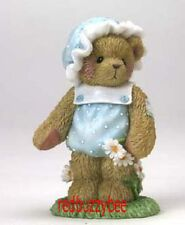 CHERISHED TEDDIES PAIGE - Girl With Daisies - 2003 - Retired