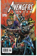 Avengers Finale 1 Signed Eric Powell Autographed Marvel Combined Shipping AntMan