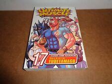 Ultimate Muscle The Kinnikuman Legacy vol. 17 (1st Printed) Manga Book English