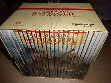 OPERA COMPLETA BOX COFANETTO 24 DVD LE GRANDI BATTAGLIE DALL´ANTICHITA´ ALL´800