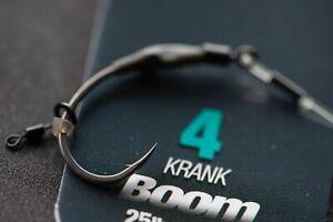 "Korda NEW Spinner Rig Krank 5.5"" Boom Carp rigs *All Sizes Available*"