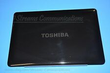TOSHIBA Satellite A505 Series Laptop LCD Back Cover / Rear Lid (Fusion™ Finish)