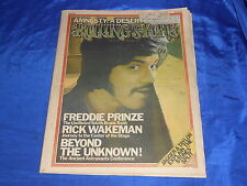Rolling Stone (1967) #179 1975 Freddie Prinze Rick Wakeman Rolling Stones VG/FN