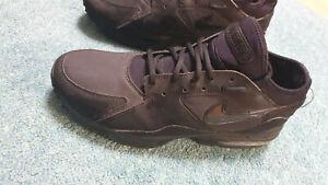 Nike Black Trainers UK11 / EU45 Mens