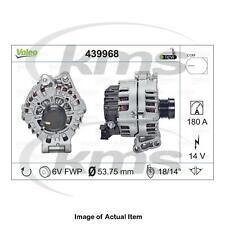 New Genuine VALEO Alternator 439968 Top Quality