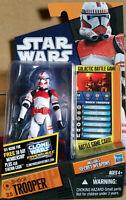 """Star Wars Saga Legends SHOCK TROOPER 3.75"""" Action Figure SL15"""